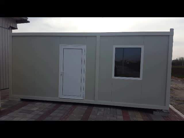1 bedroom mobile living container homes buy 40ft mobile home small mobile homes prefab mobile - Mobile home container ...