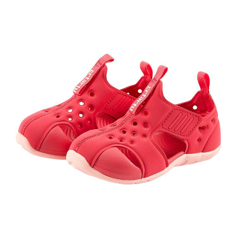 卡特兔男童女宝2021夏季男学步鞋质量怎么样