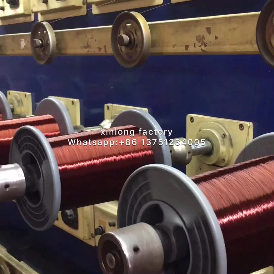 Ul Approved Enameled Aluminum Magnet Wire Price Super Enameled ...