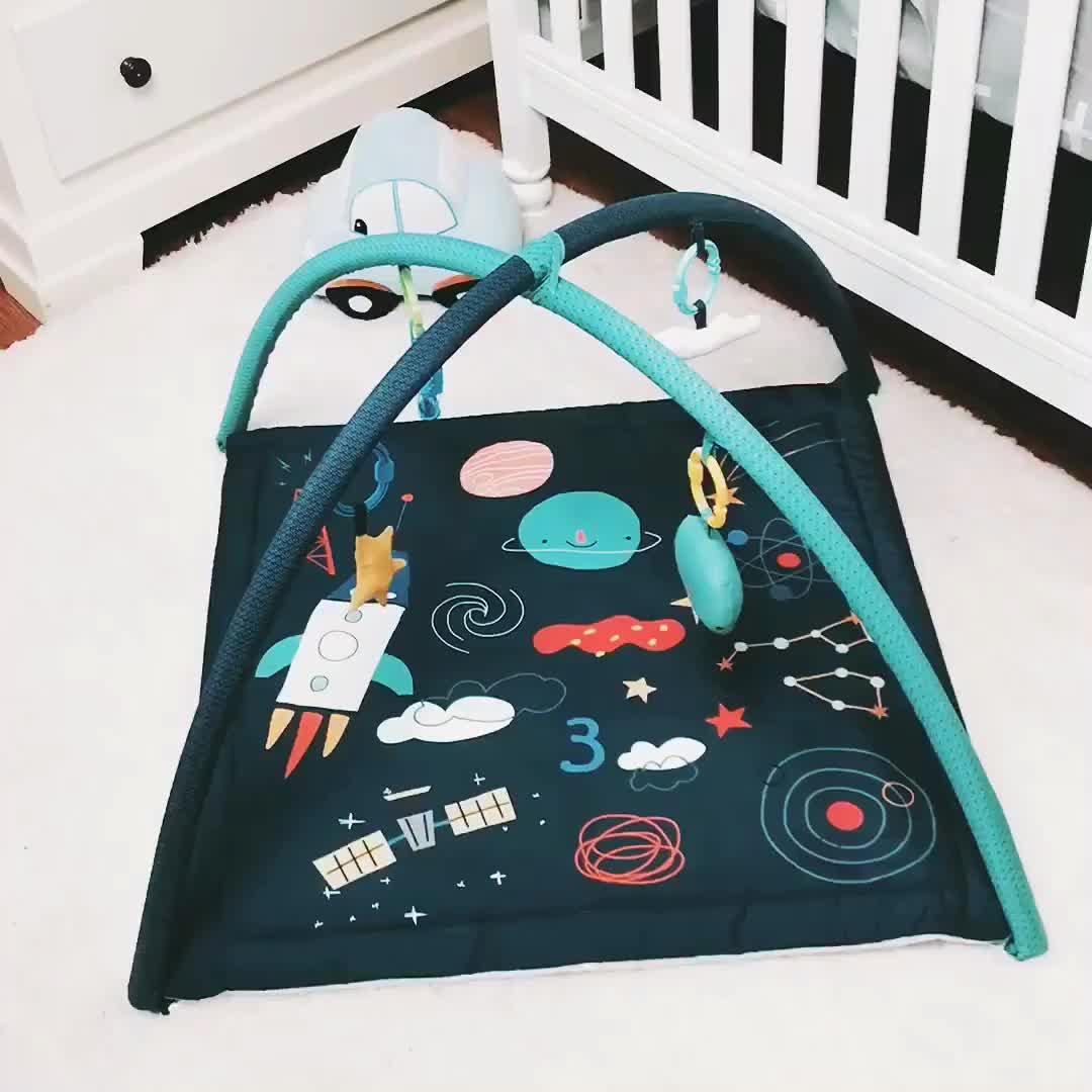 Ster ontwerp kids care gym baby speelkleed