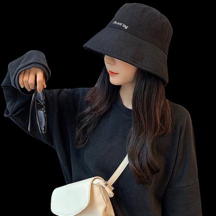 秋冬do字母韩版新款街头潮人渔夫帽
