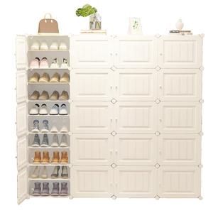家用大容量放门口经济型防尘鞋柜评价好不好