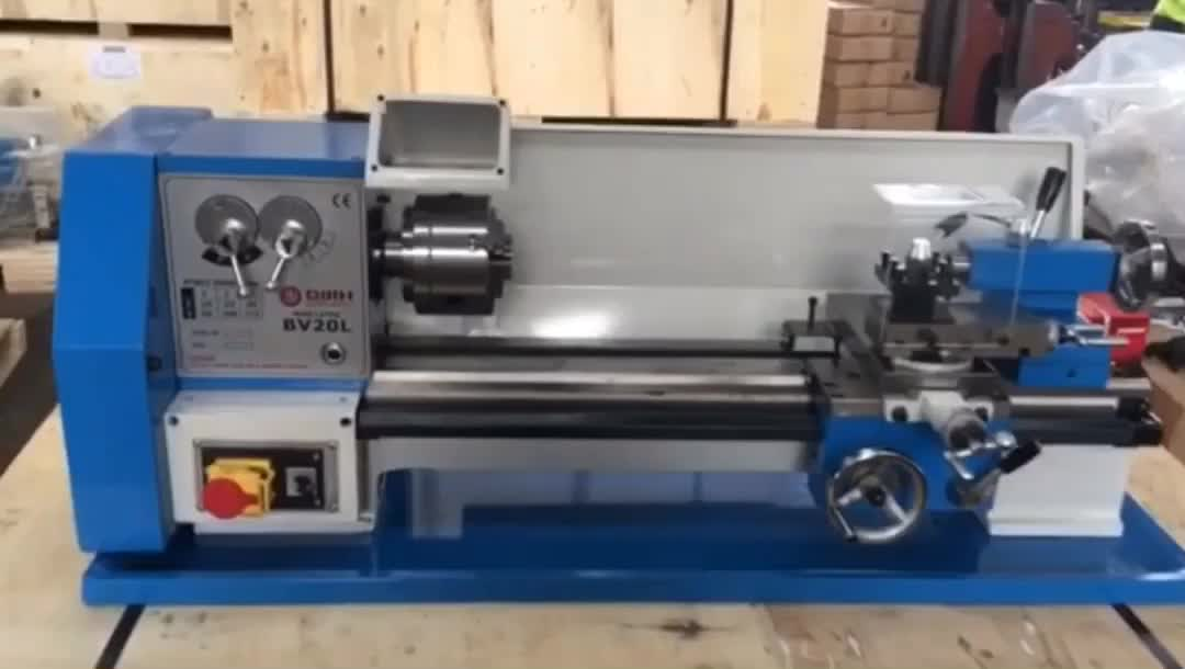 2017 sell hot mini bench lathe bv20l for sales
