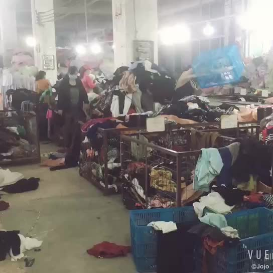 wholesale used clothing used bags used shoes in bales
