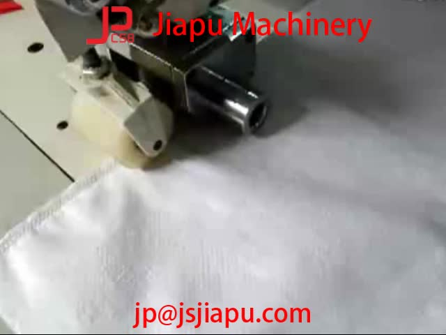 Nonwoven fabric ultrasonic sealing or sewing machine