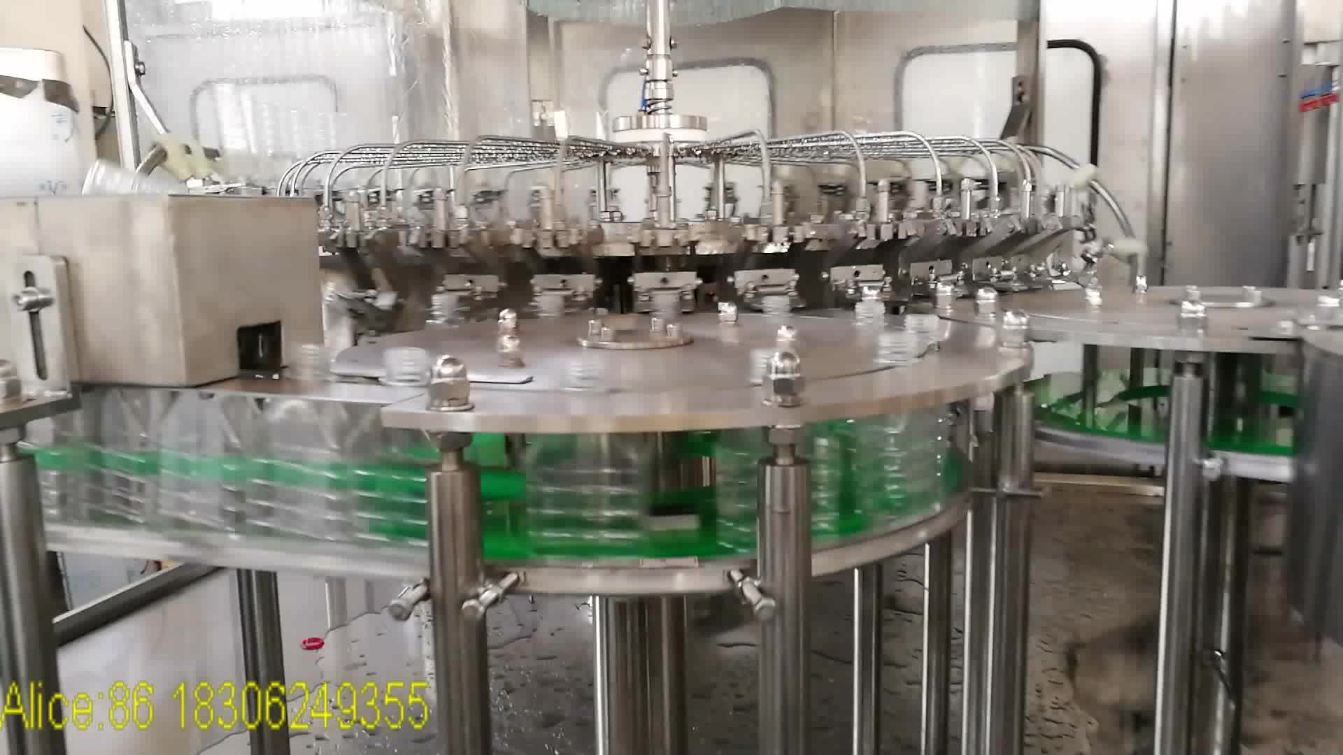 Economical Mineral Water Production Line Filter Machine