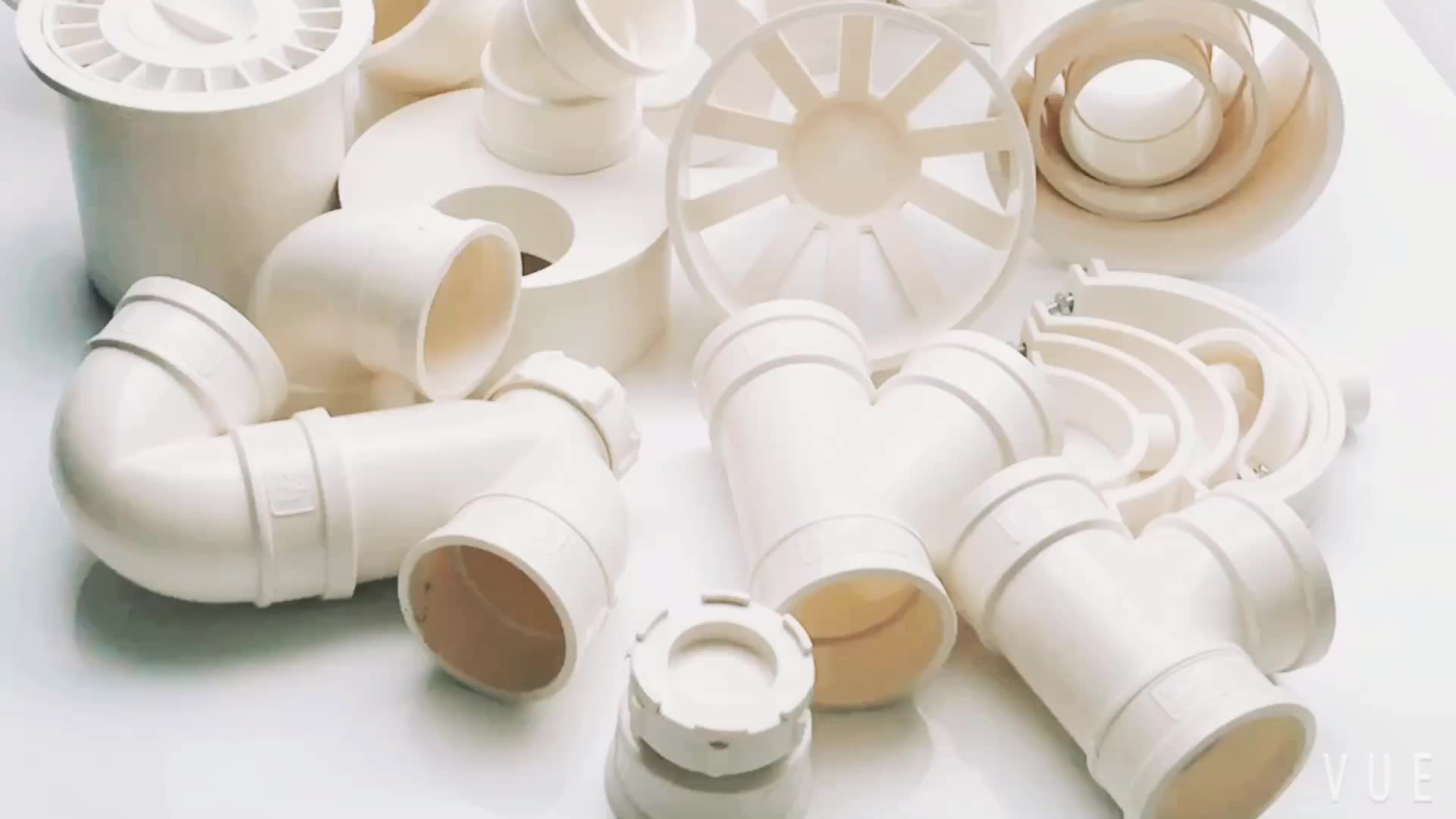alibaba upvc connectors fittings manufacturer plastic pipe end cover 6 inch pvc vent cap