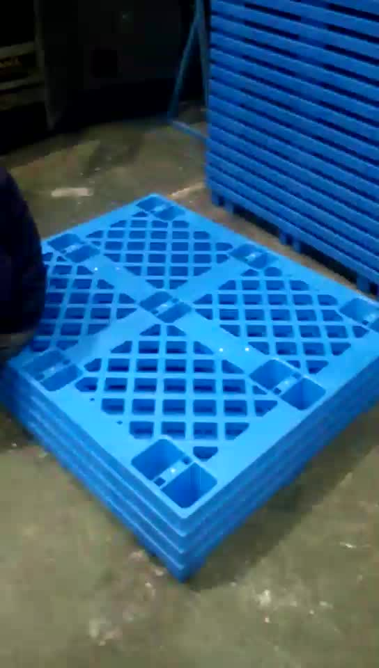 Plastic Pallet for One Time Use