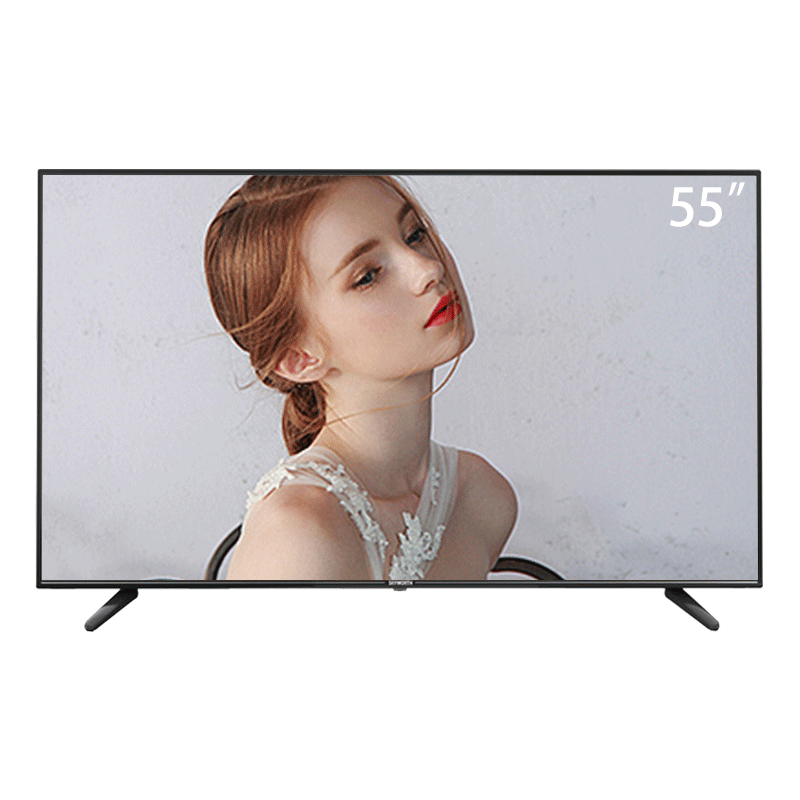 创维电视机55英寸新款智能网络语音4K超清超薄液晶平板65 55E33A