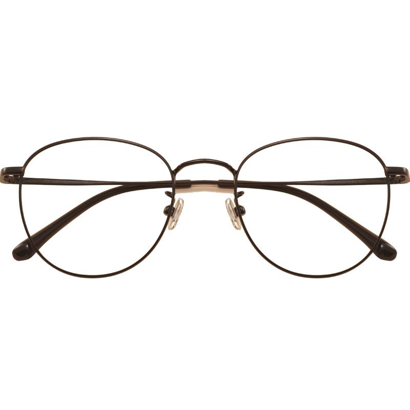 近视眼镜框架女韩版潮可配有度数男质量怎么样