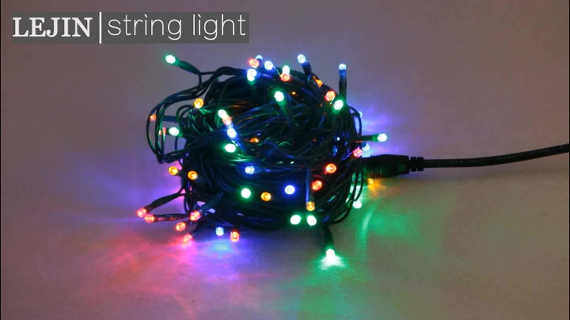 Multicolor Battery Operated String Lights Michaels Made In China