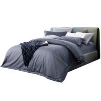 世茂希尔顿100支纯棉四件套床单好用吗