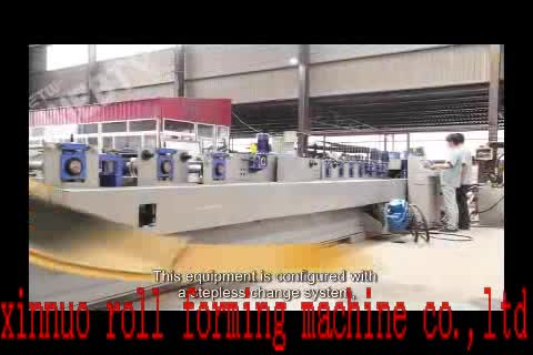 c and z purlin steel channel fast quick change fully automatic 80-300mm cold c z purlin roll forming machine