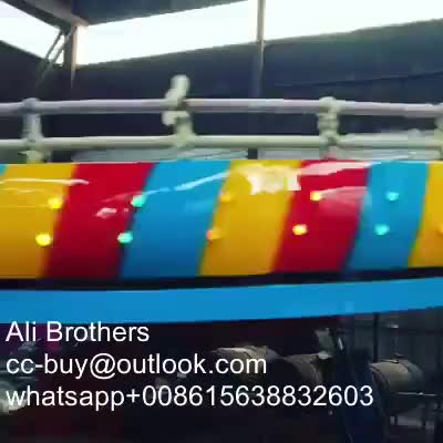[Ali Brother]Amusement park games TAGADA DISCO rides for sale