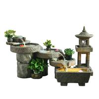 假山流水摆件循环水系阳台庭院喷泉评价好不好?