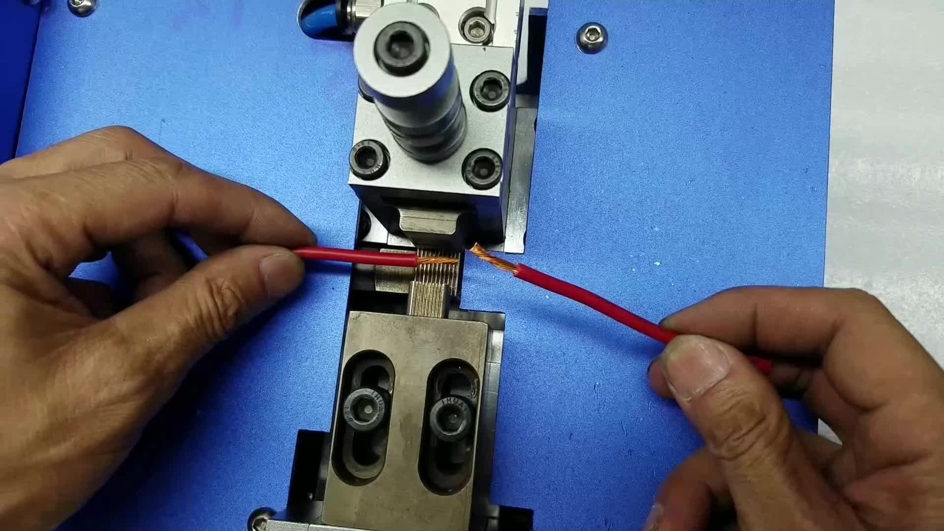 Ultrasonic Amp Crimp Tool Welding Machine For Wire Splice Buy Wiring A Welder