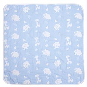 子初婴儿盖毯春夏抱被纯棉儿童被子
