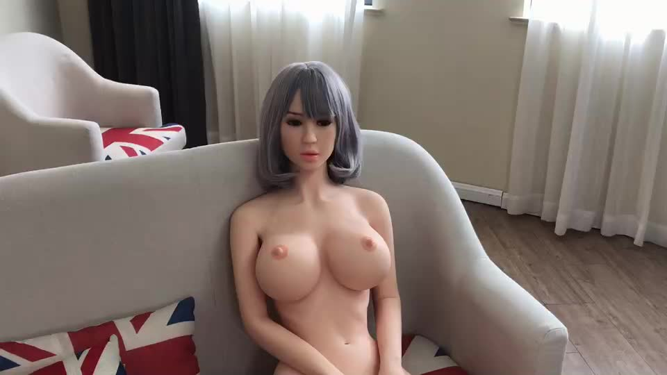 Hot Sale 158cm American Huge Breast Real Silicone Pussy Sex Old Woman With Cheap Price Ce