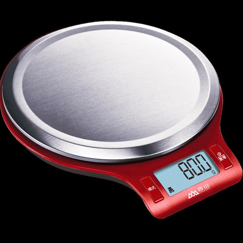 【1克起称】香山高精度厨房烘焙秤