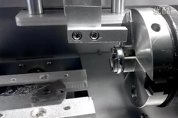 small multifunction inside and outside ring engraving machine