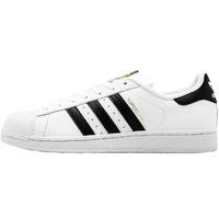 阿迪达斯女鞋小白鞋贝壳头经典男鞋质量如何