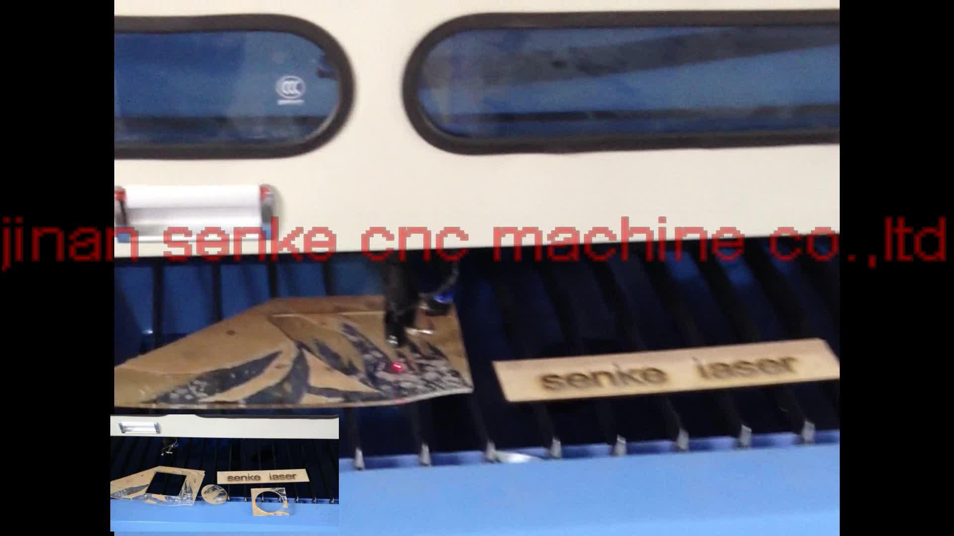 cardboard/organic glass/ ABS/granite laser engraving laser engraving cutting 60w co2 tube laser cutting machines price
