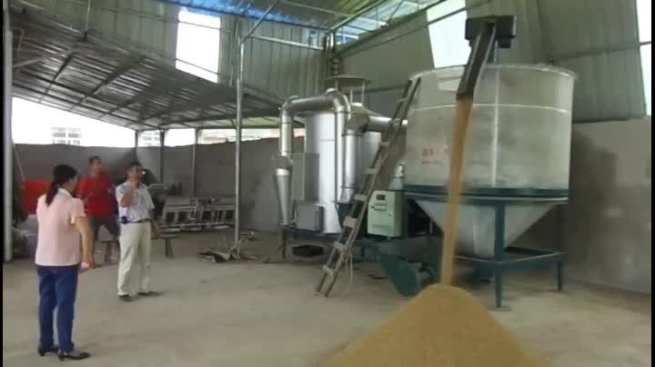 कुशल मकई ड्रायर कारखाना