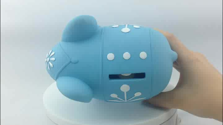 New Elephant Shape Casting Resin Money Boxes