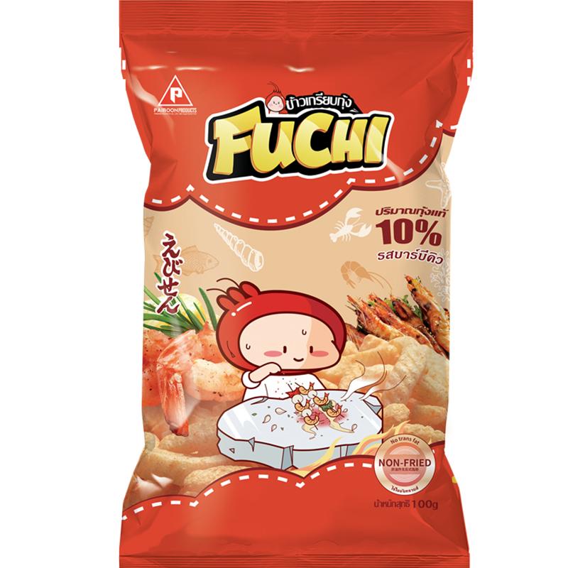 【网红推荐】富吃/ fuchi进口虾条