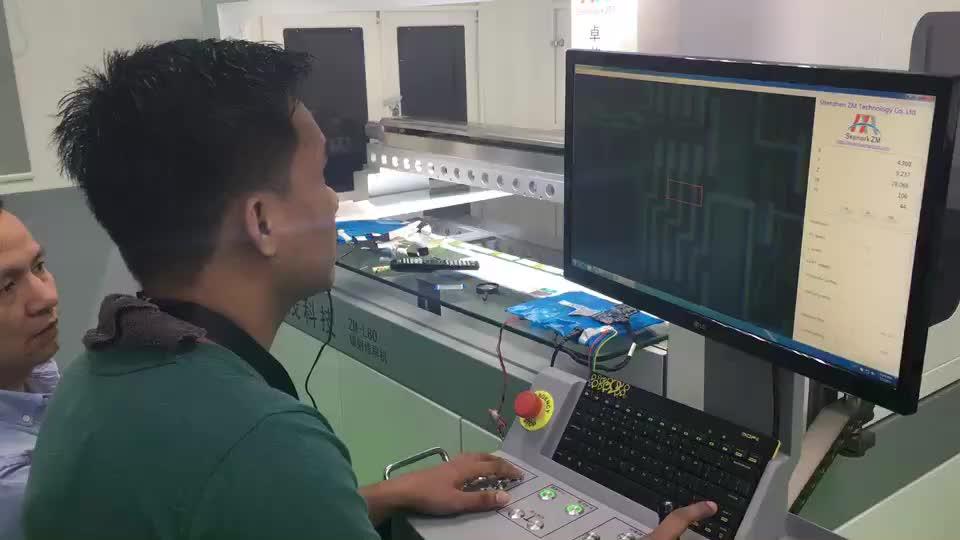 led tv screen repair laser zm-l80 lcd panel repair service