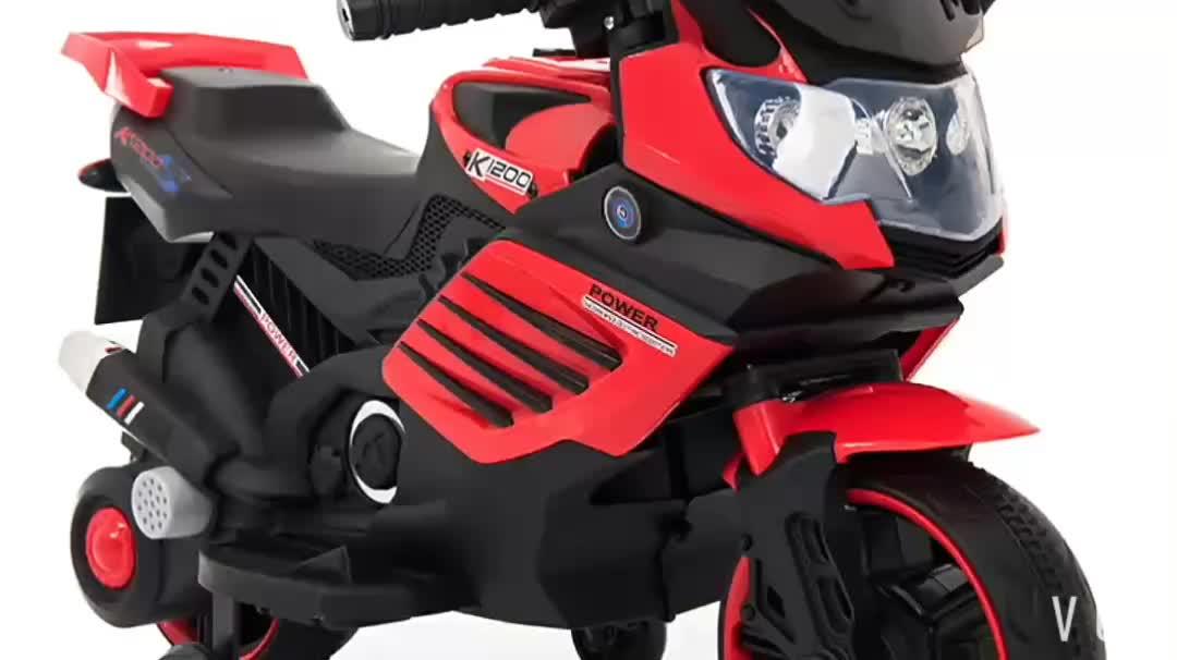 WDLQ158 Billiger Baby Elektrische Auto 6 V 4Ah Kinder Fahren Auf Motorrad Für Verkauf Kinder y8 Autorennen Spiele