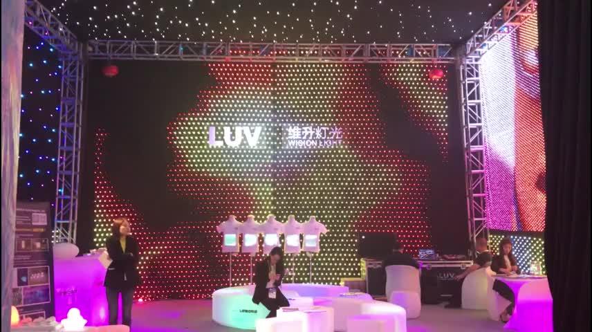 P10 Modul Hochzeit Bühne Dekoration China Led-bildschirm Panel