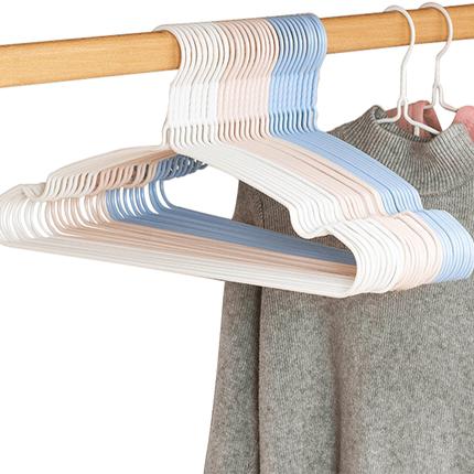 家用大无痕铁衣架晾凉衣撑衣服架子