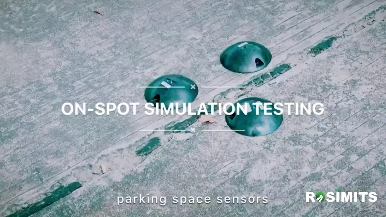 Đỗ Xe không dây Bay Cảm Biến Không Gian Xe Detector cho Ngoài Trời Đậu Xe Thông Minh Hướng Dẫn Hệ Thống