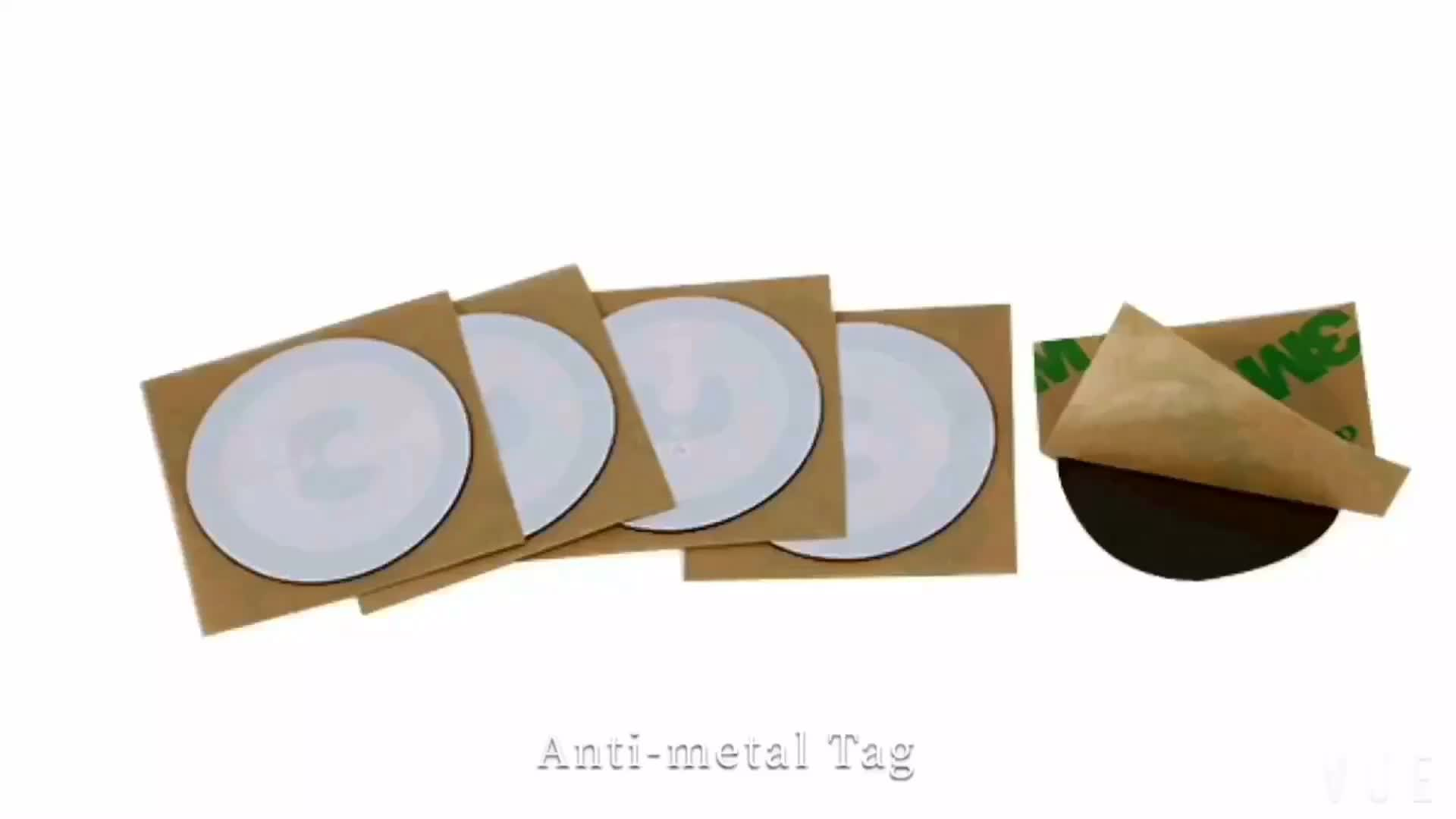 Wholesale NFC Chips RFID smart sticker label tag for management