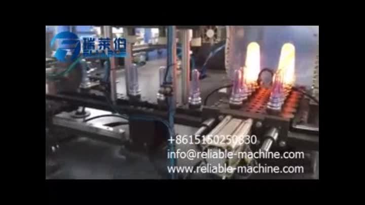PET botella soplado automático/tramo de plástico de moldeo por soplado/máquina de fabricación de botella