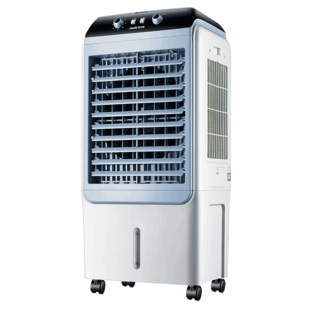 奥克斯移动冷风机工业家用制冷风扇