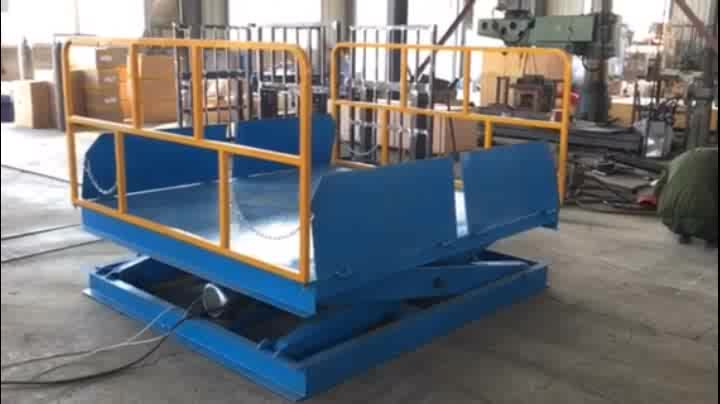 Stationary Load Inverter Pallet Inverter Bulle Pallet: China Supplier Offers Ce Electro-hydraulic Scissor Lift 5