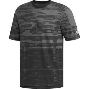 38女神节预售:adidas 阿迪达斯 SS TEE KNIT EK4761 男子短袖T恤 109元包邮(20元定金,5日付尾款)