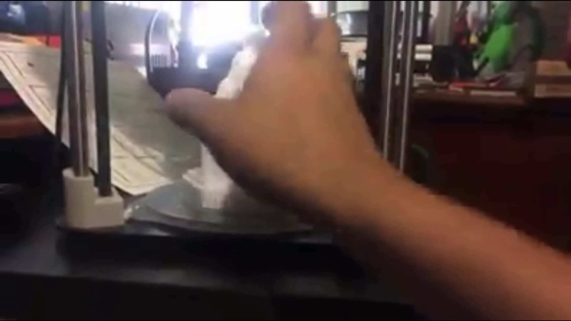 बिजली बंद के साथ BIQU डी शिक्षा प्रिंटर मिनी डिजिटल प्रिंटर फिर से शुरू