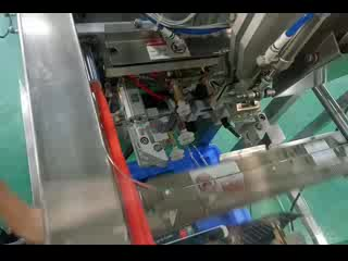 flexible standup pouch packaging machine vitamin, pharmacentical, pet-food, Nutraceutical seafood fruit vegetables packaging