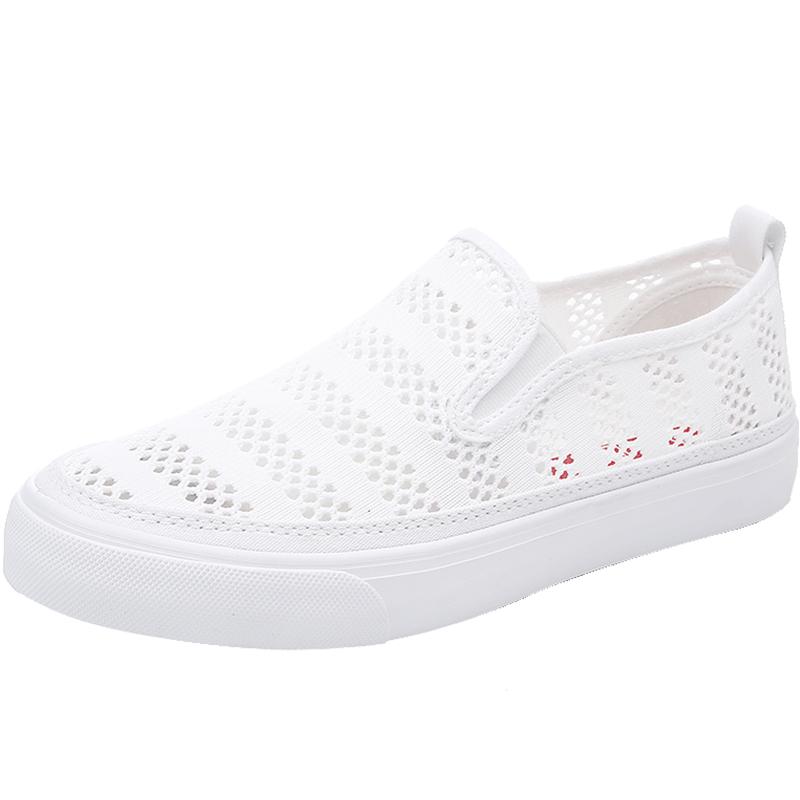 人本帆布鞋夏季黑色韩版白2021女鞋好不好