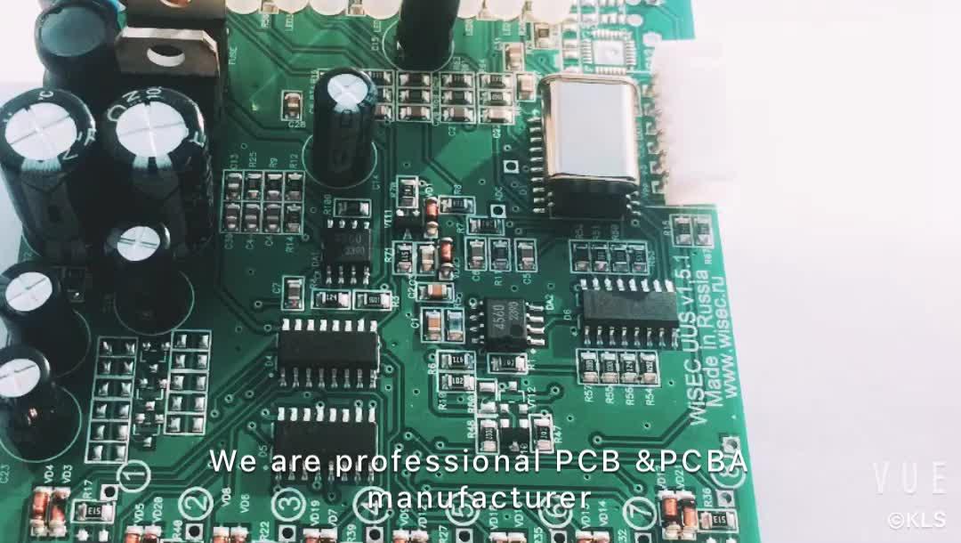 PCB cartes électroniques, DE CIRCUITS IMPRIMÉS de Shenzhen fabricant