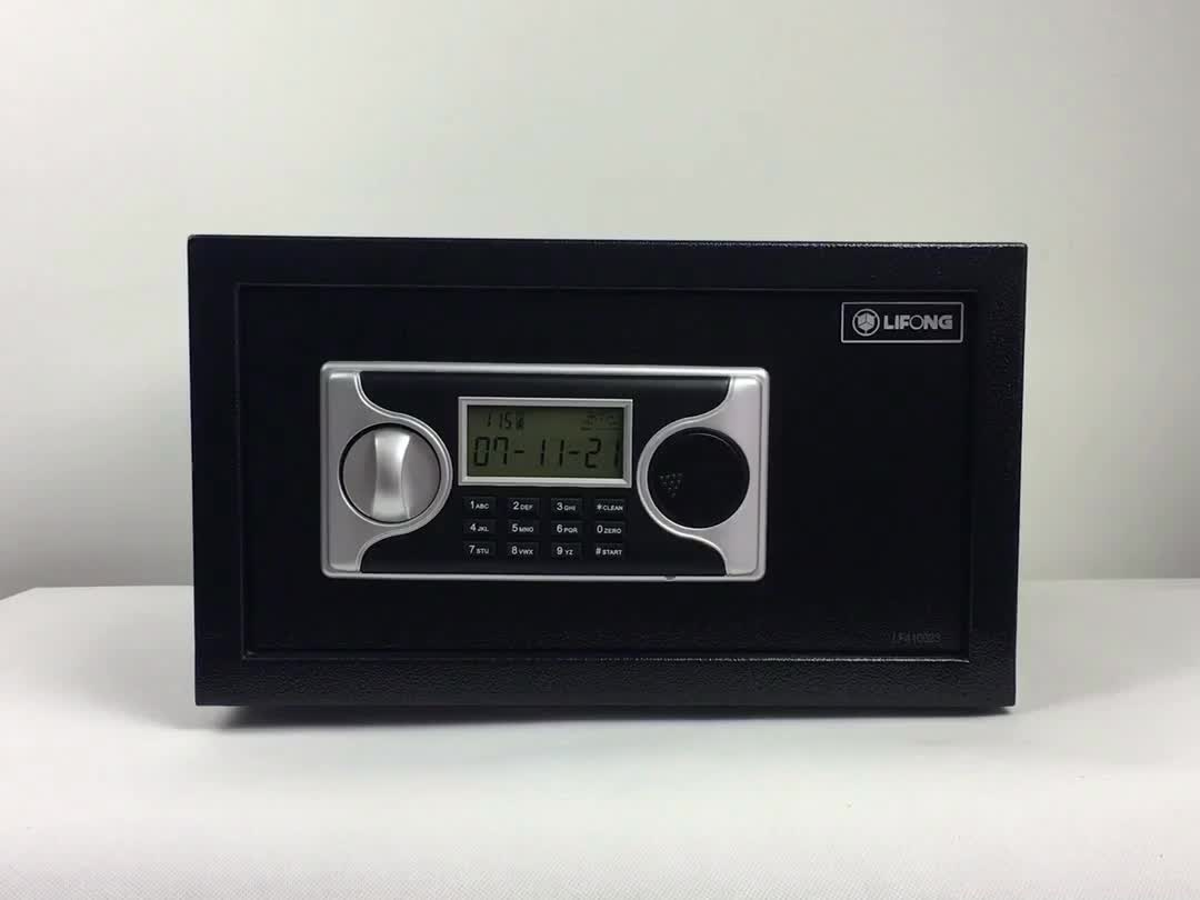 Digital code elctronic security strong safe box security