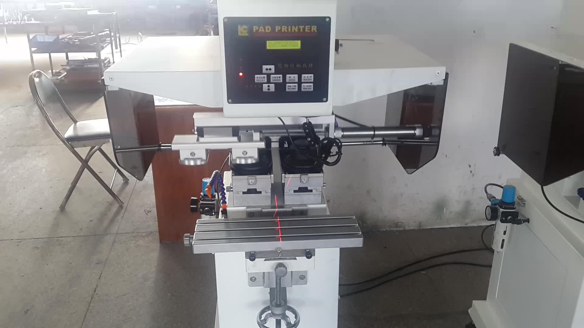 China hot sale T-SHIRT Tagless Pad Printing Machine