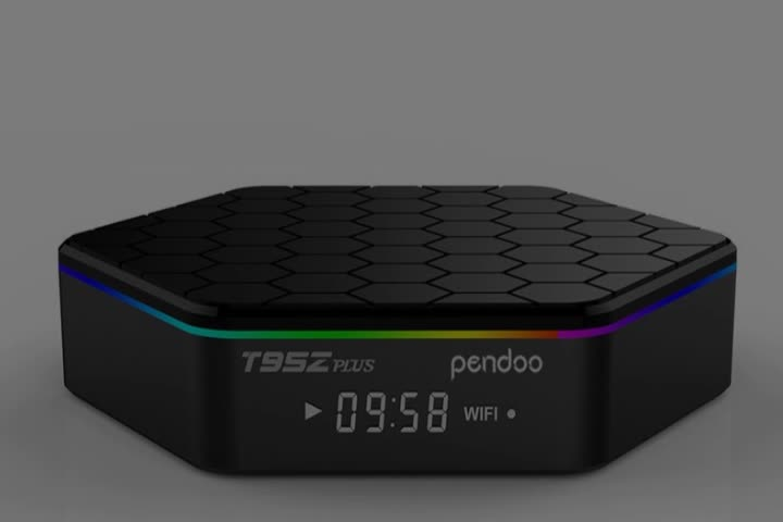 KD player and iptv box T95Z plus Amlogic S912 android 7.1 TV BOX install free play store app google play download Set top box