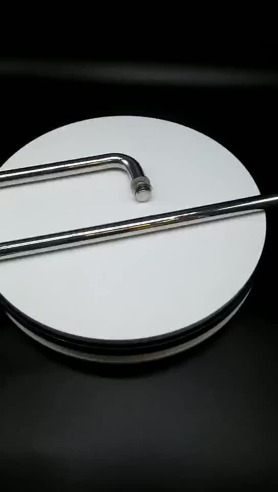 Commercial Stainless Steel back to back shower door handle