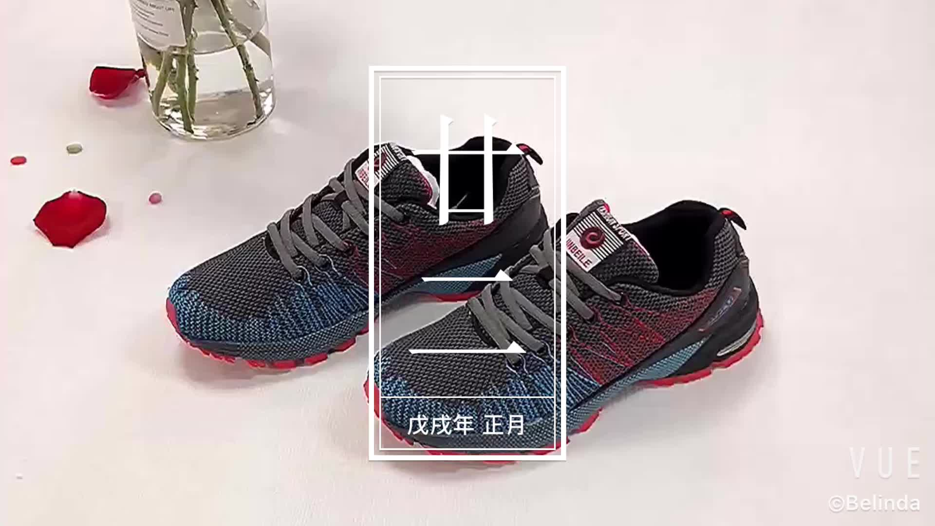 Customize OEM ODM cheap trail running shoes