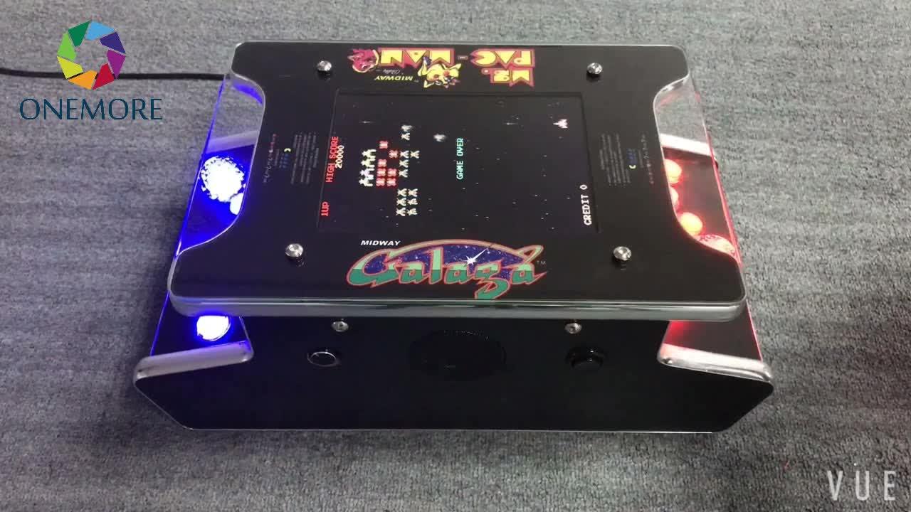 10 4 Pacman Ms Pacman Table Top Arcade Games Galaga Mini