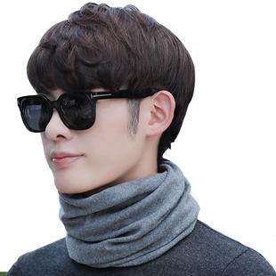 冬季护颈椎男士韩版户外防风脖套